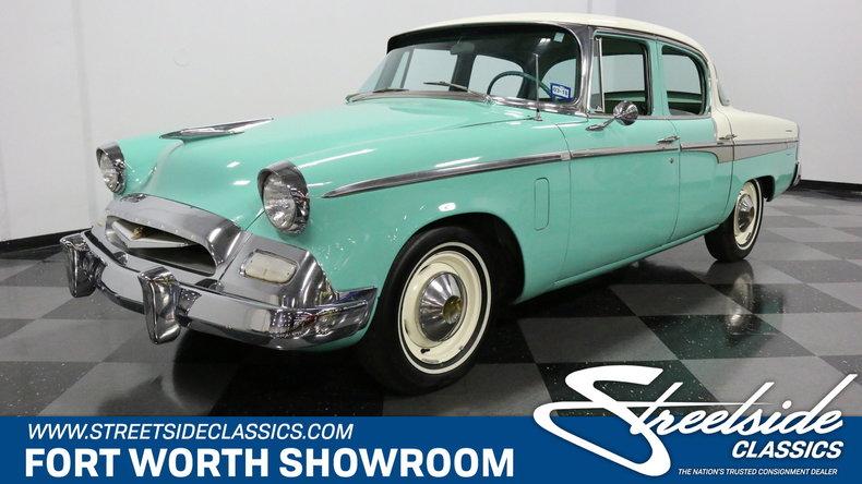 For Sale: 1955 Studebaker Champion