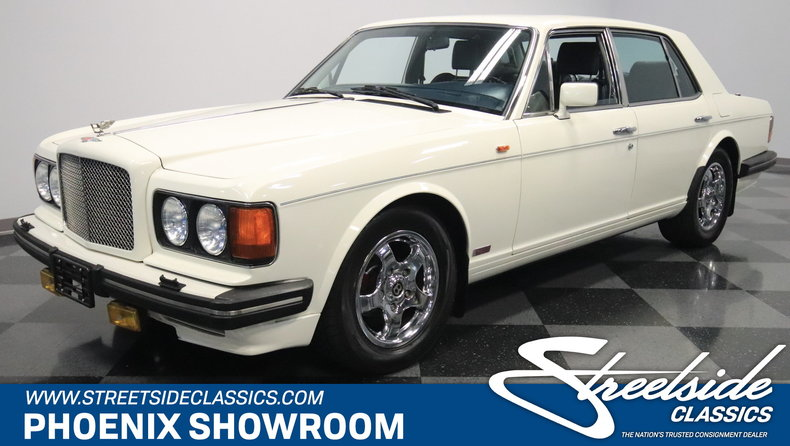 For Sale: 1990 Bentley Turbo R