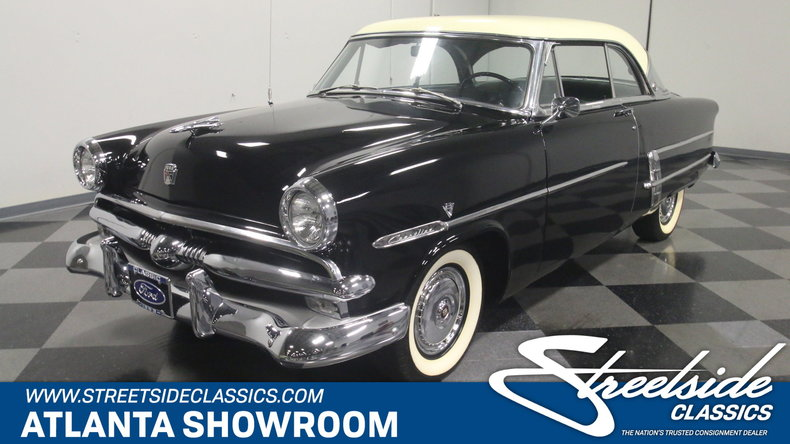 For Sale: 1953 Ford Victoria