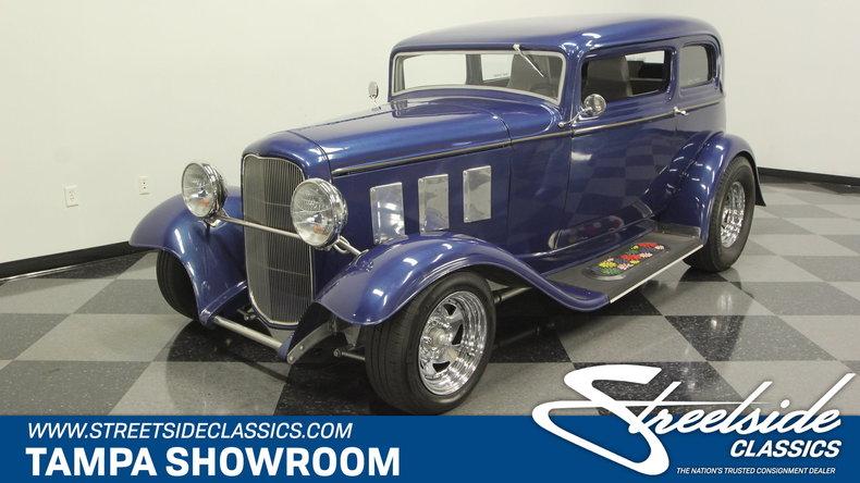 For Sale: 1932 Ford 2 Door Sedan
