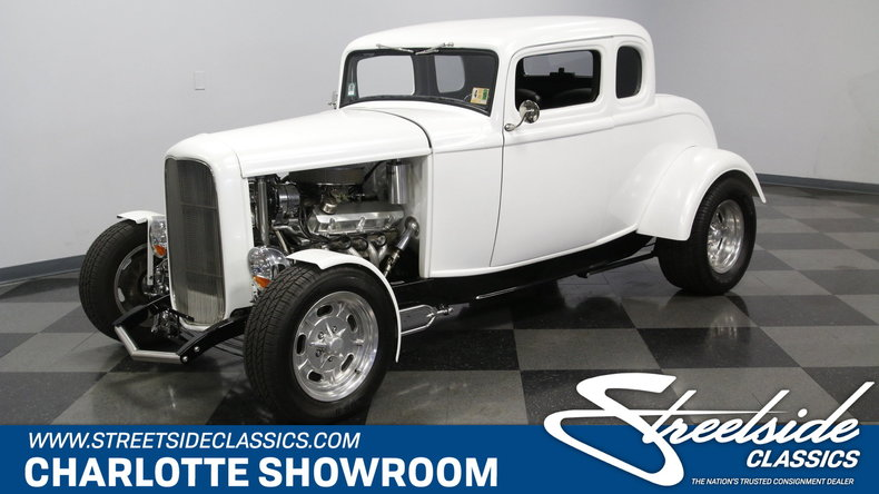 For Sale: 1932 Ford 5-Window