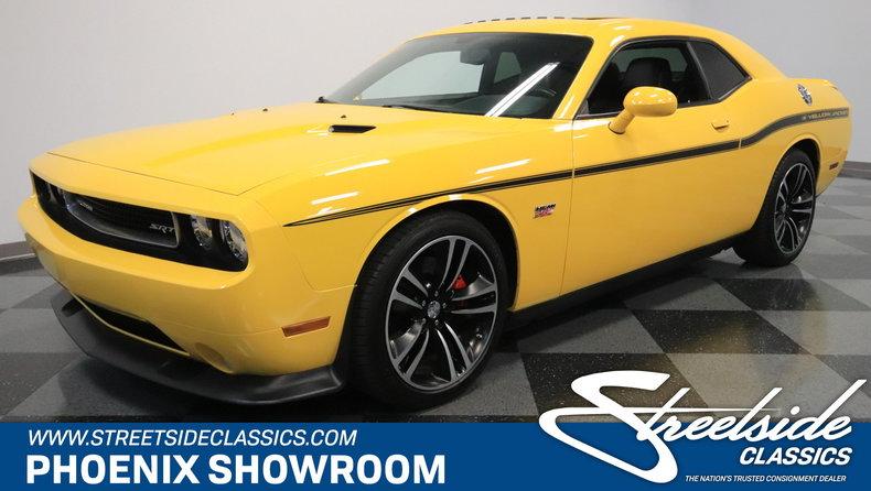 For Sale: 2012 Dodge Challenger SRT-8