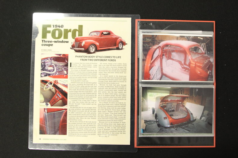 1940 Ford Coupe Custom for sale #94255 | MCG