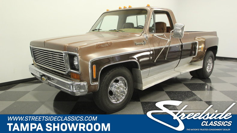 For Sale: 1973 Chevrolet C30