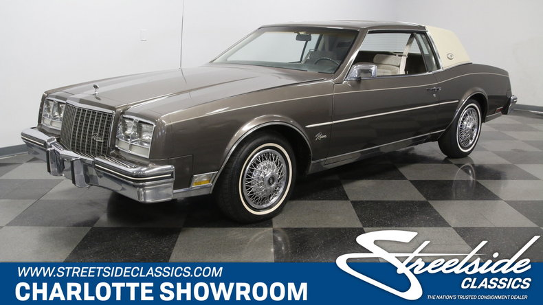 For Sale: 1983 Buick Riviera