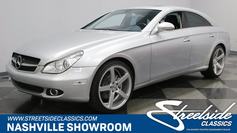 For Sale: 2007 Mercedes-Benz CLS 550