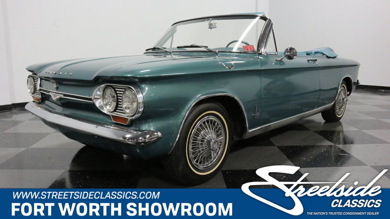 For Sale: 1964 Chevrolet Corvair