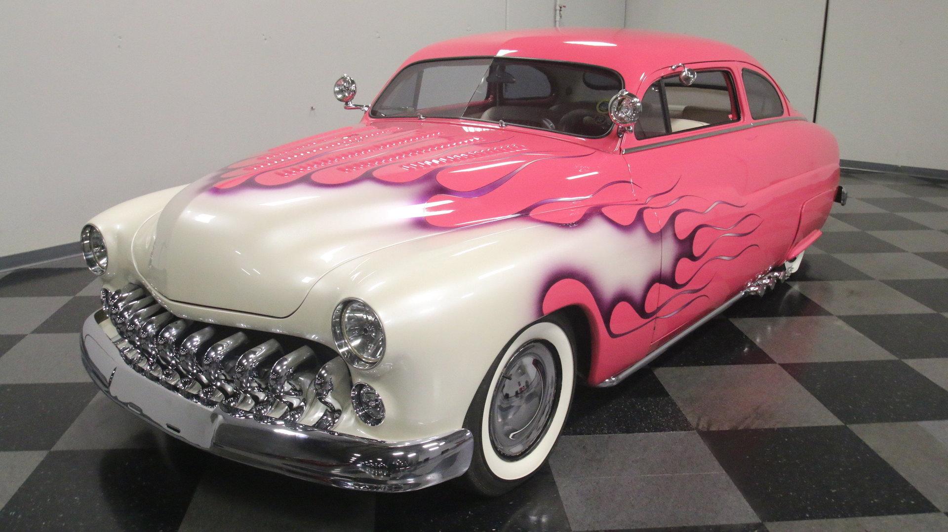 1949 Mercury Sedan For Sale: 1949 Mercury Coupe Lead Sled For Sale #94431