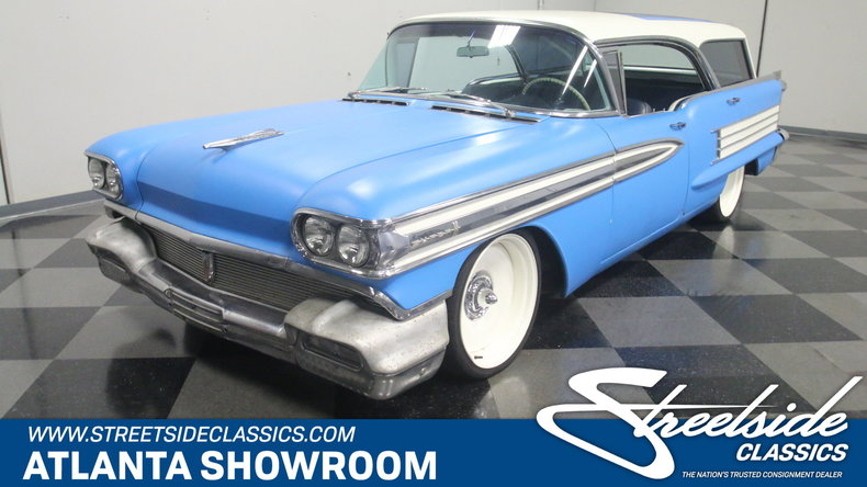 For Sale: 1958 Oldsmobile Fiesta