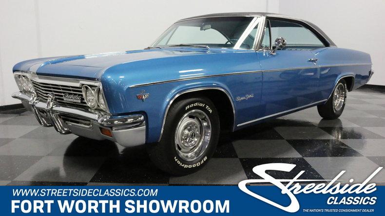 For Sale: 1966 Chevrolet Impala