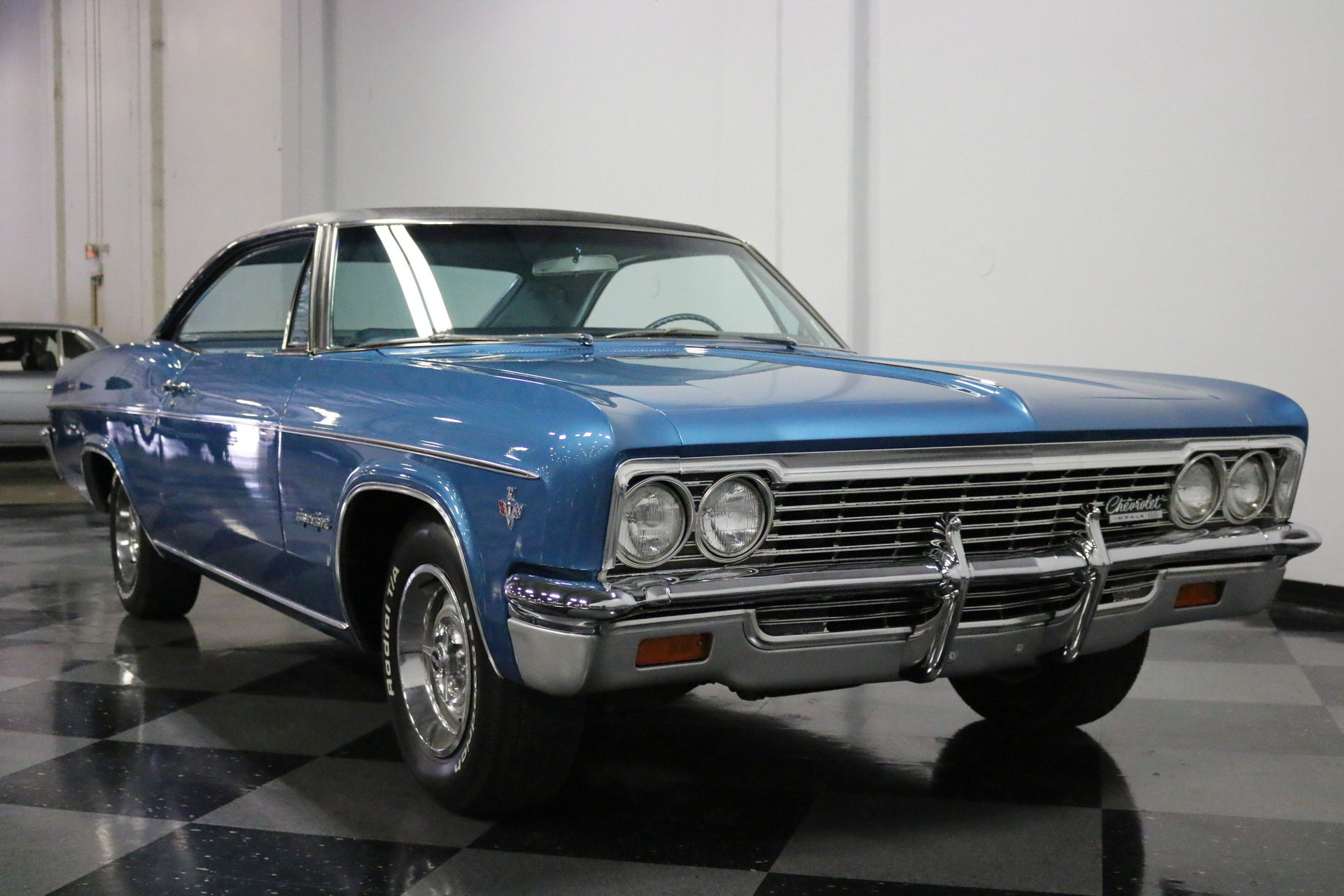 1966 Chevrolet Impala Streetside Classics The Nations Trusted Ss View 360