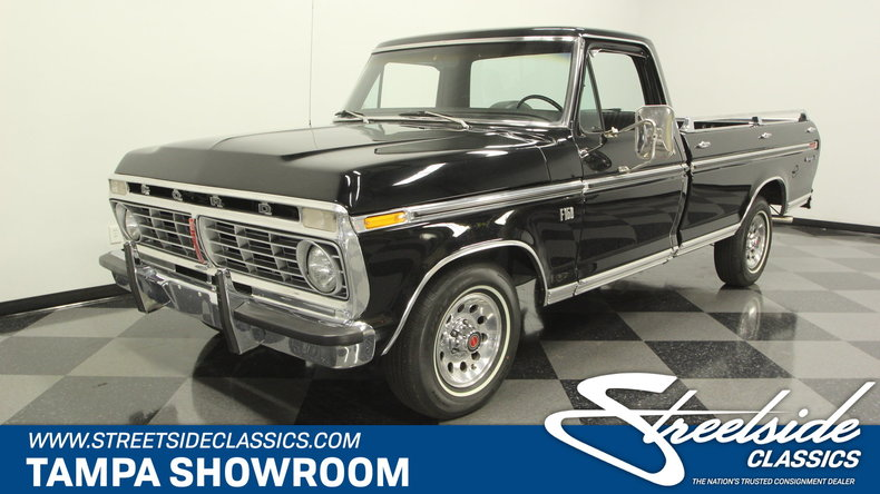 For Sale: 1975 Ford F-150