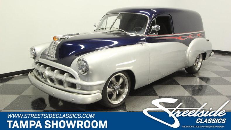 For Sale: 1950 Pontiac Streamliner