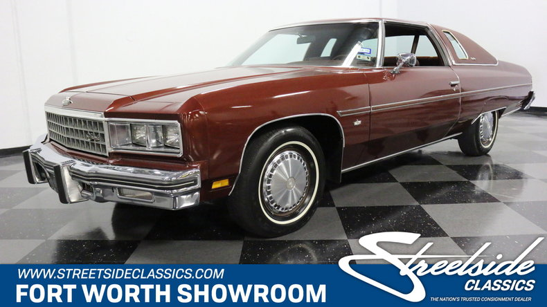 For Sale: 1976 Chevrolet Caprice