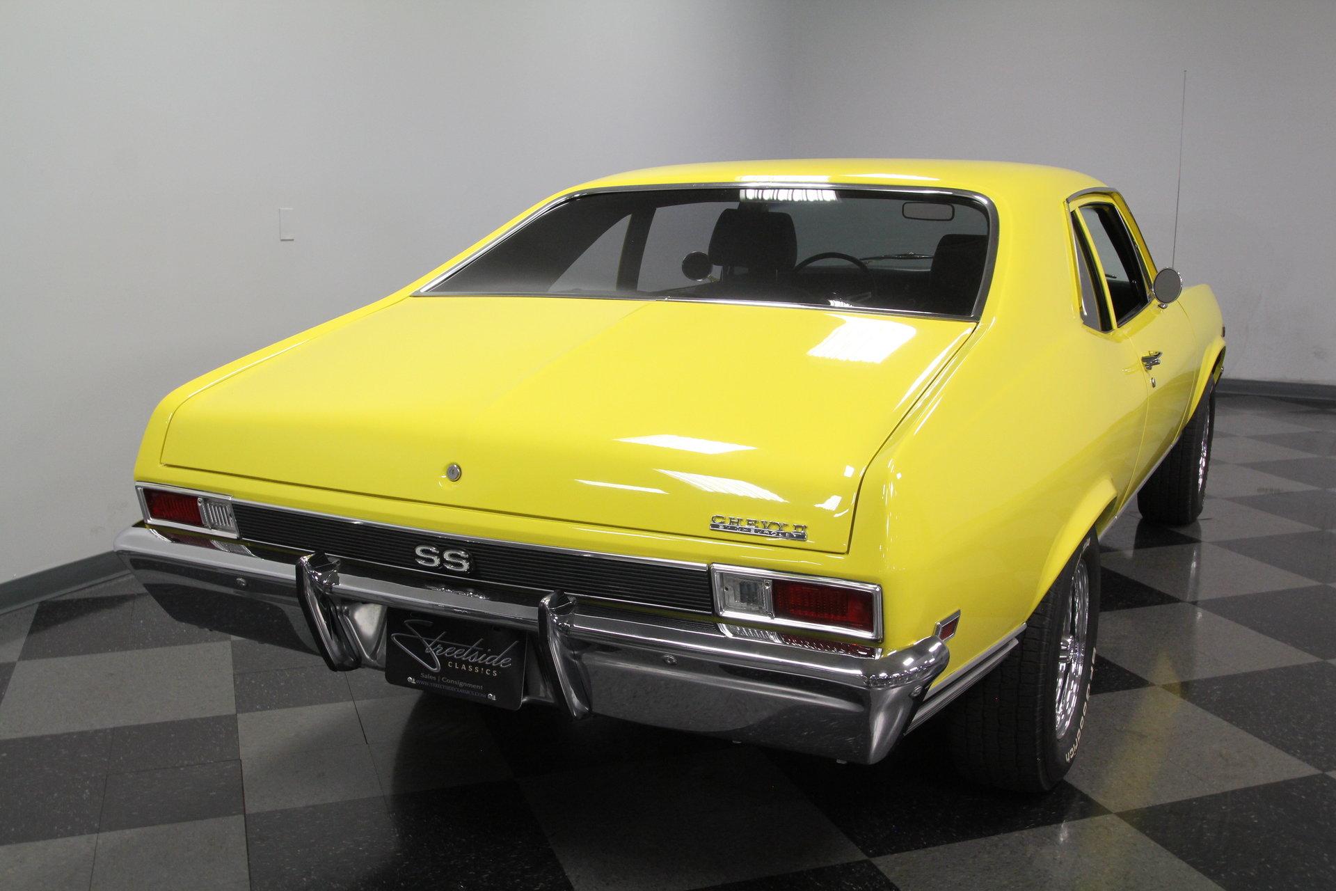 1968 Chevrolet Nova Streetside Classics The Nations Trusted Chevy Ss Show More Photos