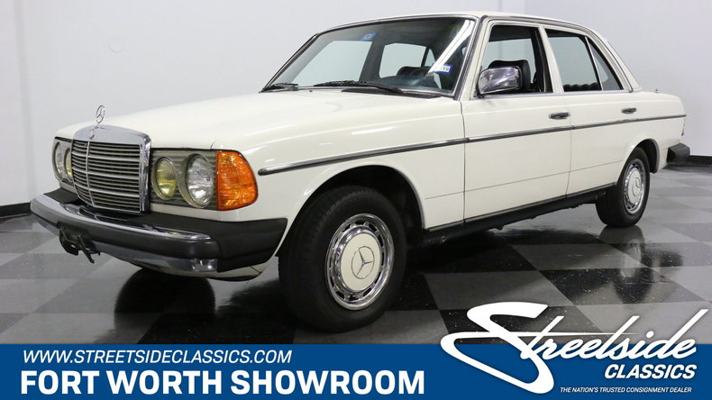 For Sale: 1981 Mercedes-Benz 240D