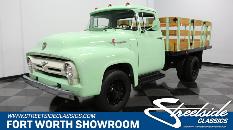 For Sale: 1956 Ford F-350