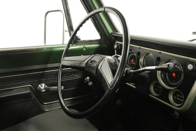 1972 Chevrolet C10 52