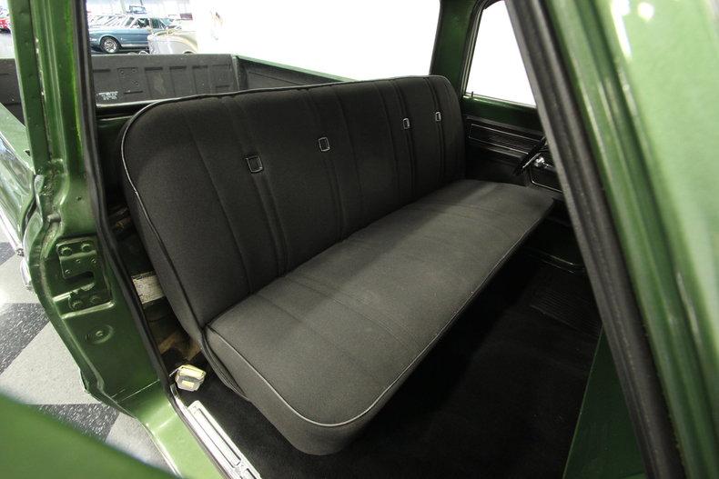 1972 Chevrolet C10 49
