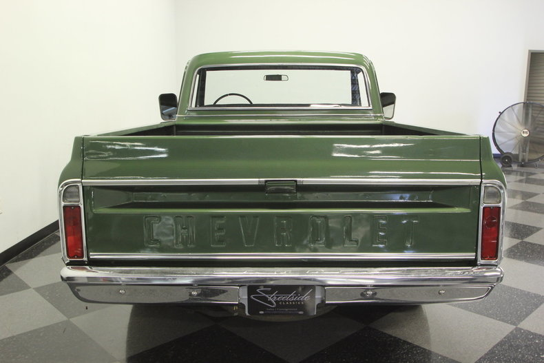 1972 Chevrolet C10 11