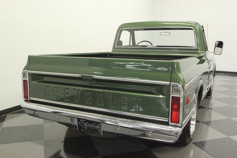 1972 Chevrolet C10 12