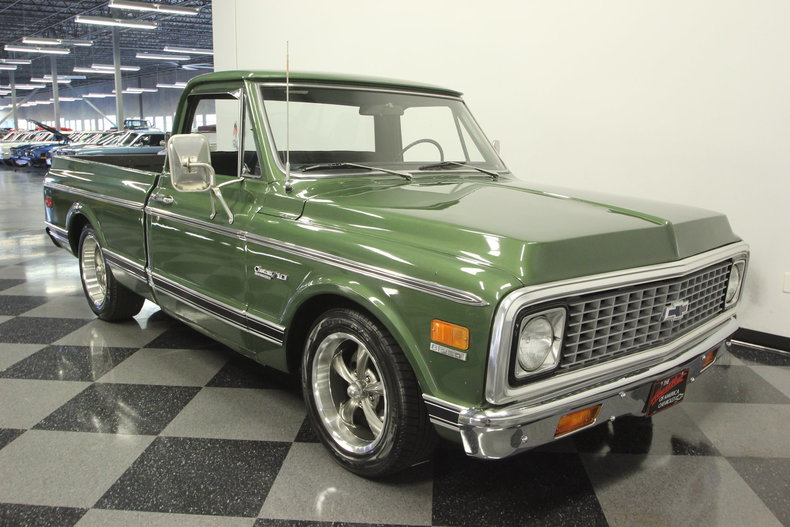 1972 Chevrolet C10 17