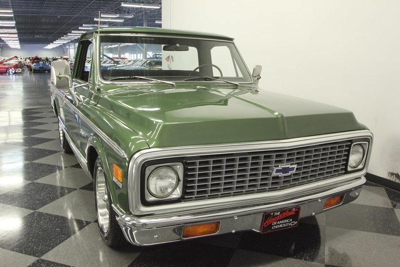 1972 Chevrolet C10 18