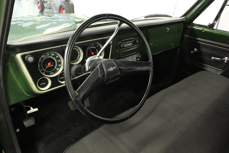 1972 Chevrolet C10 45