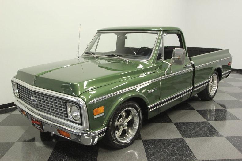 1972 Chevrolet C10 21