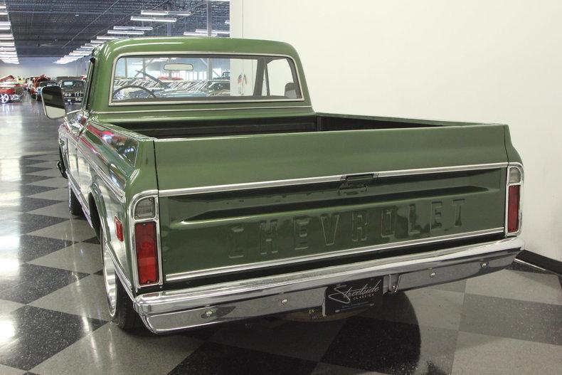 1972 Chevrolet C10 10