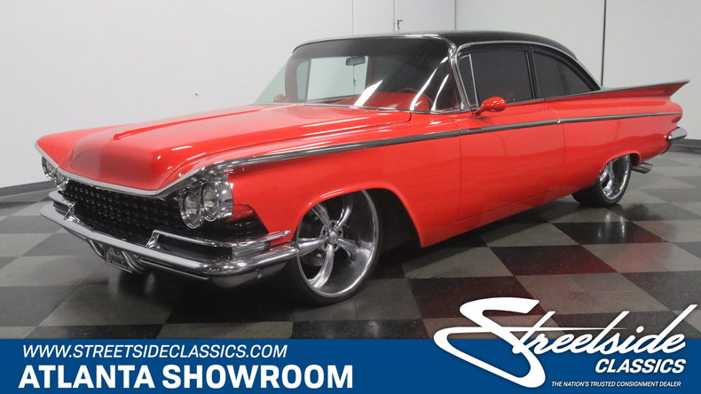 For Sale: 1959 Buick LeSabre