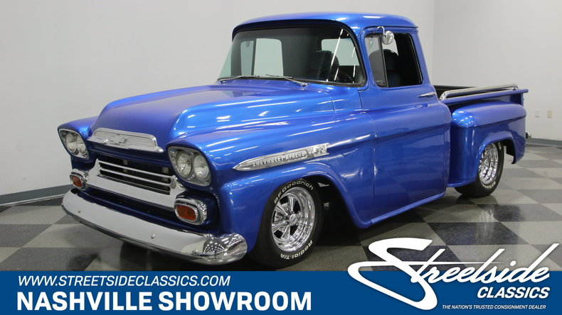 For Sale: 1959 Chevrolet Apache