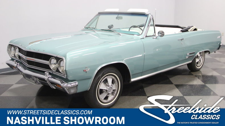 For Sale: 1965 Chevrolet Malibu