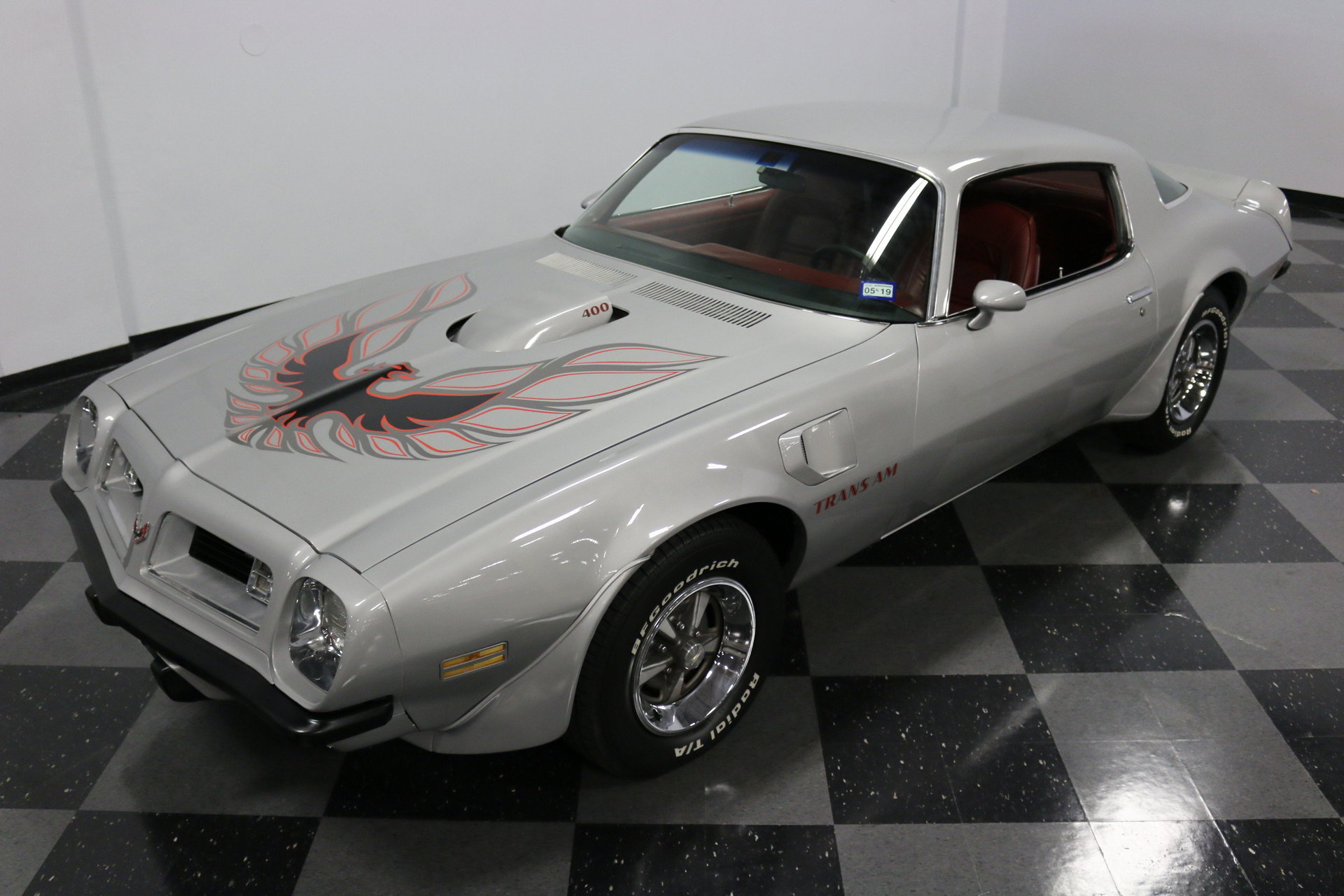 1975 Pontiac Firebird Streetside Classics The Nations Trusted Trans Am For Sale Spincar View Play Video 360