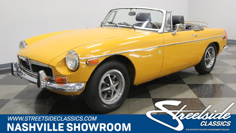 For Sale: 1973 MG MGB