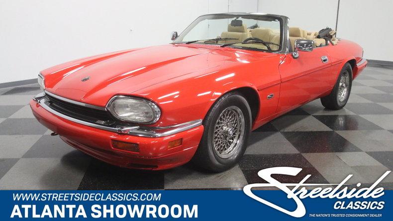 For Sale: 1994 Jaguar XJS 2+2