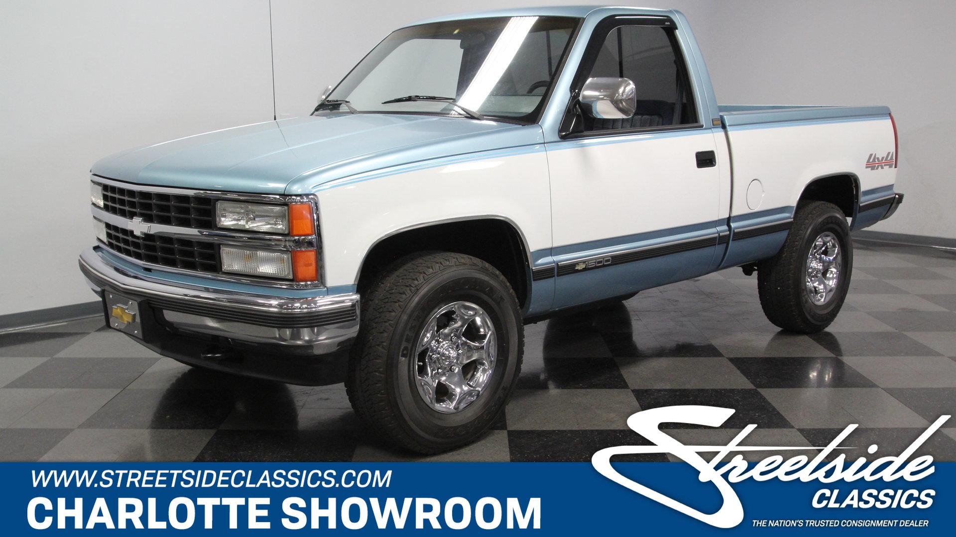 1990 Chevrolet C/K 1500 4x4 for sale #93893 | MCG