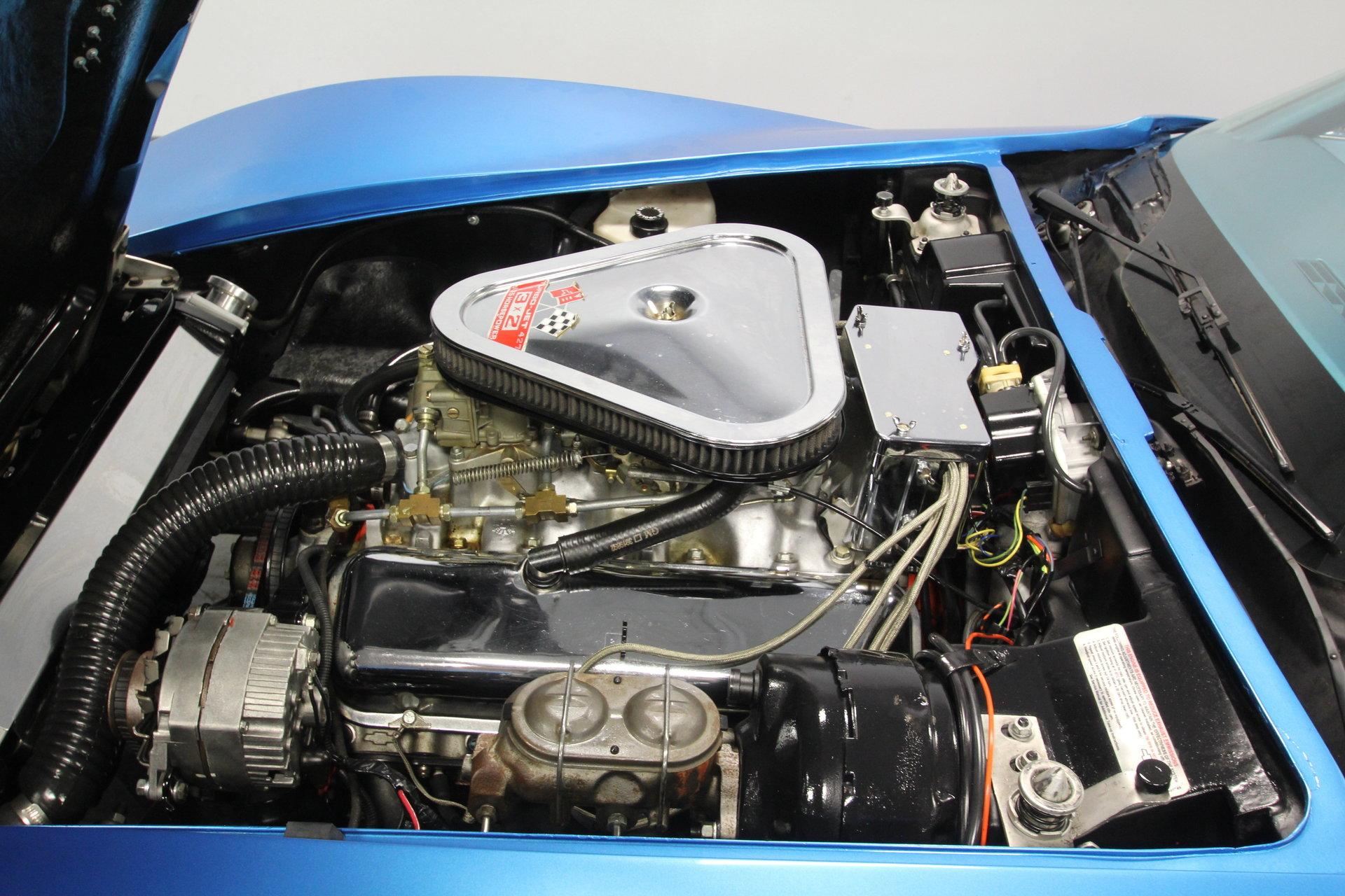 1968 Chevrolet Corvette 454 Tri-Power for sale #94299 | MCG