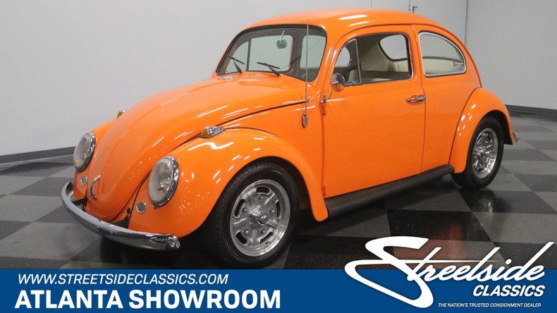 For Sale: 1964 Volkswagen Beetle
