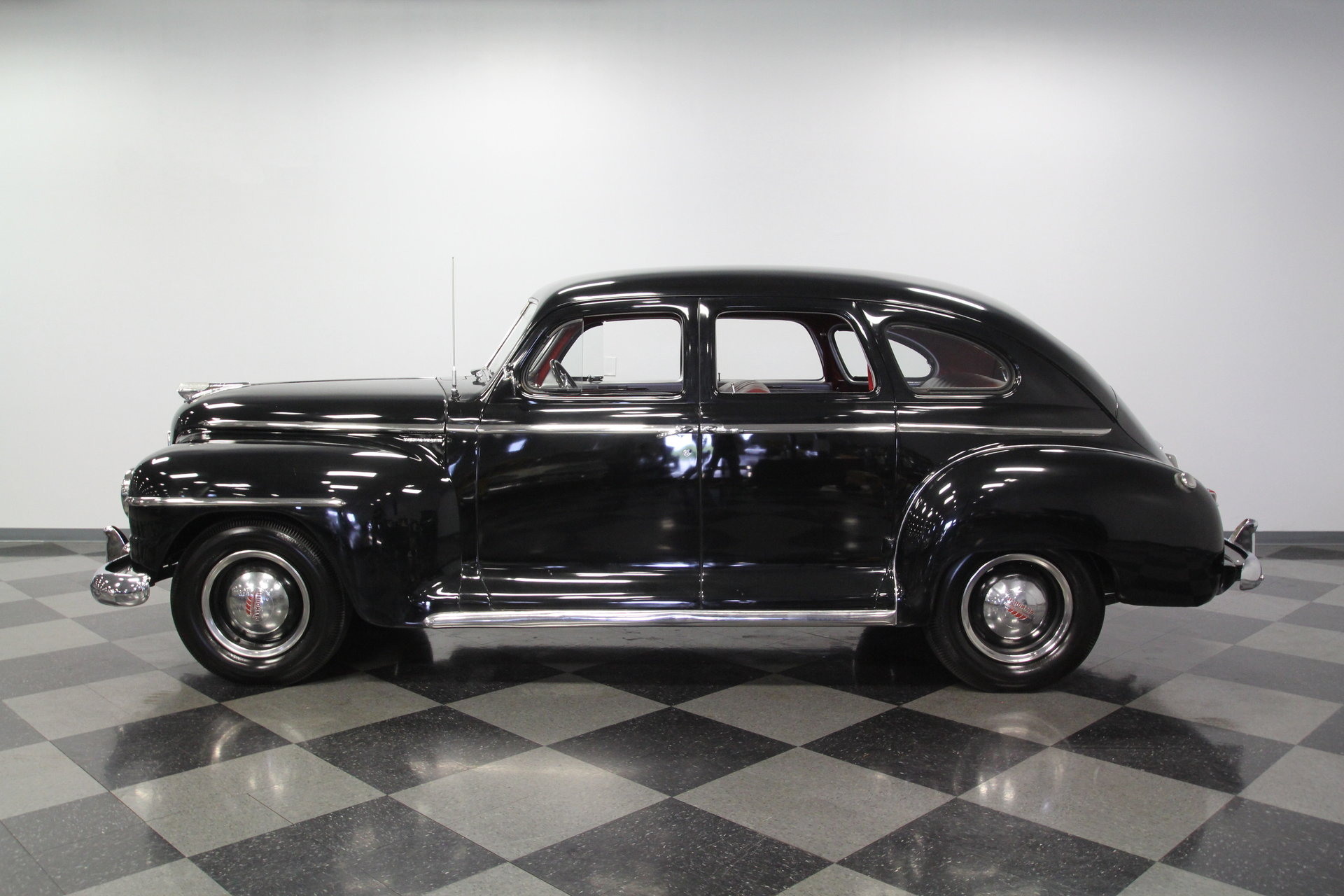 1947 Plymouth Special Deluxe Streetside Classics The Nations 1941 4 Door Show More Photos