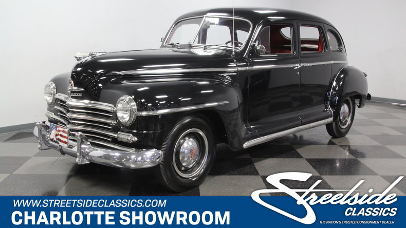 For Sale: 1947 Plymouth Special Deluxe
