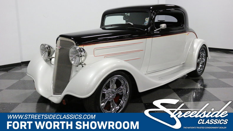 For Sale: 1934 Chevrolet 3 Window Coupe