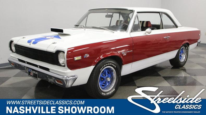 For Sale: 1969 AMC Hurst SC/Rambler