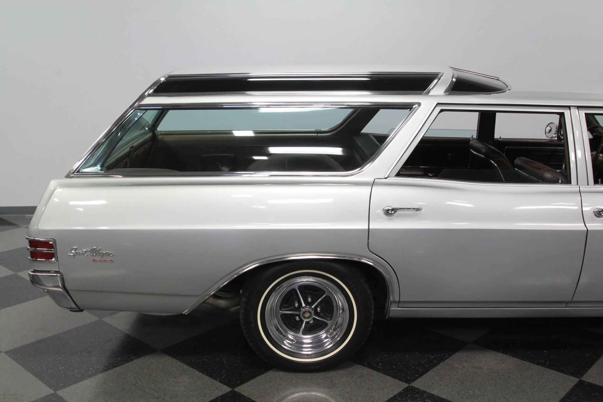 1967 Buick Sportwagon For Sale 94327 Mcg