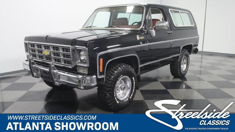 For Sale: 1978 Chevrolet K5
