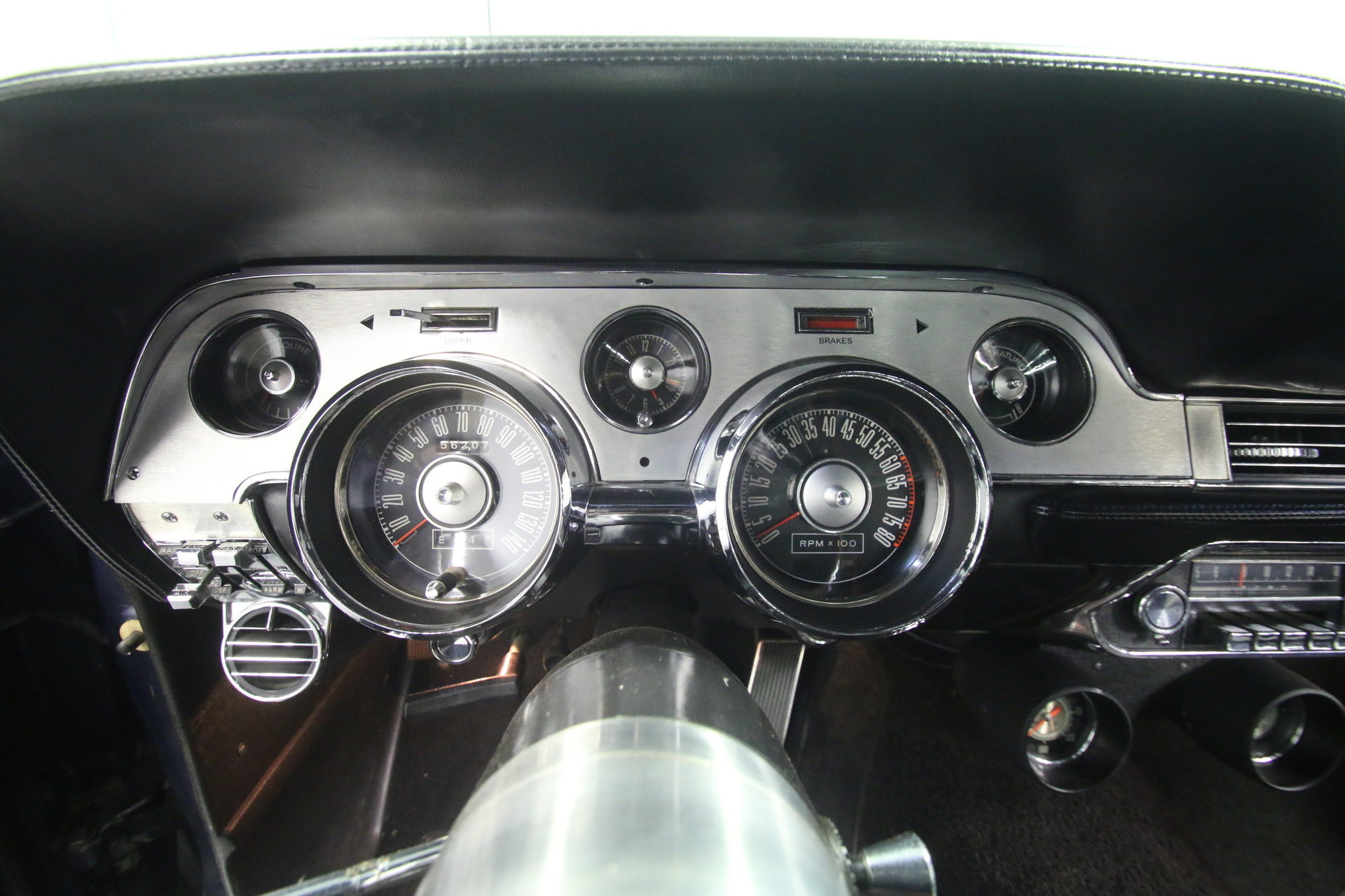 1967 Ford Mustang Shelby Gt500 For Sale 95602 Mcg 67 Gt Tachometer Wiring