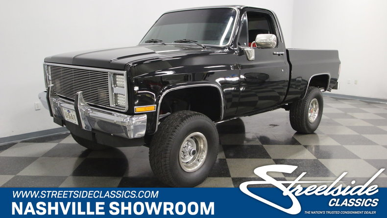 For Sale: 1982 GMC K-15