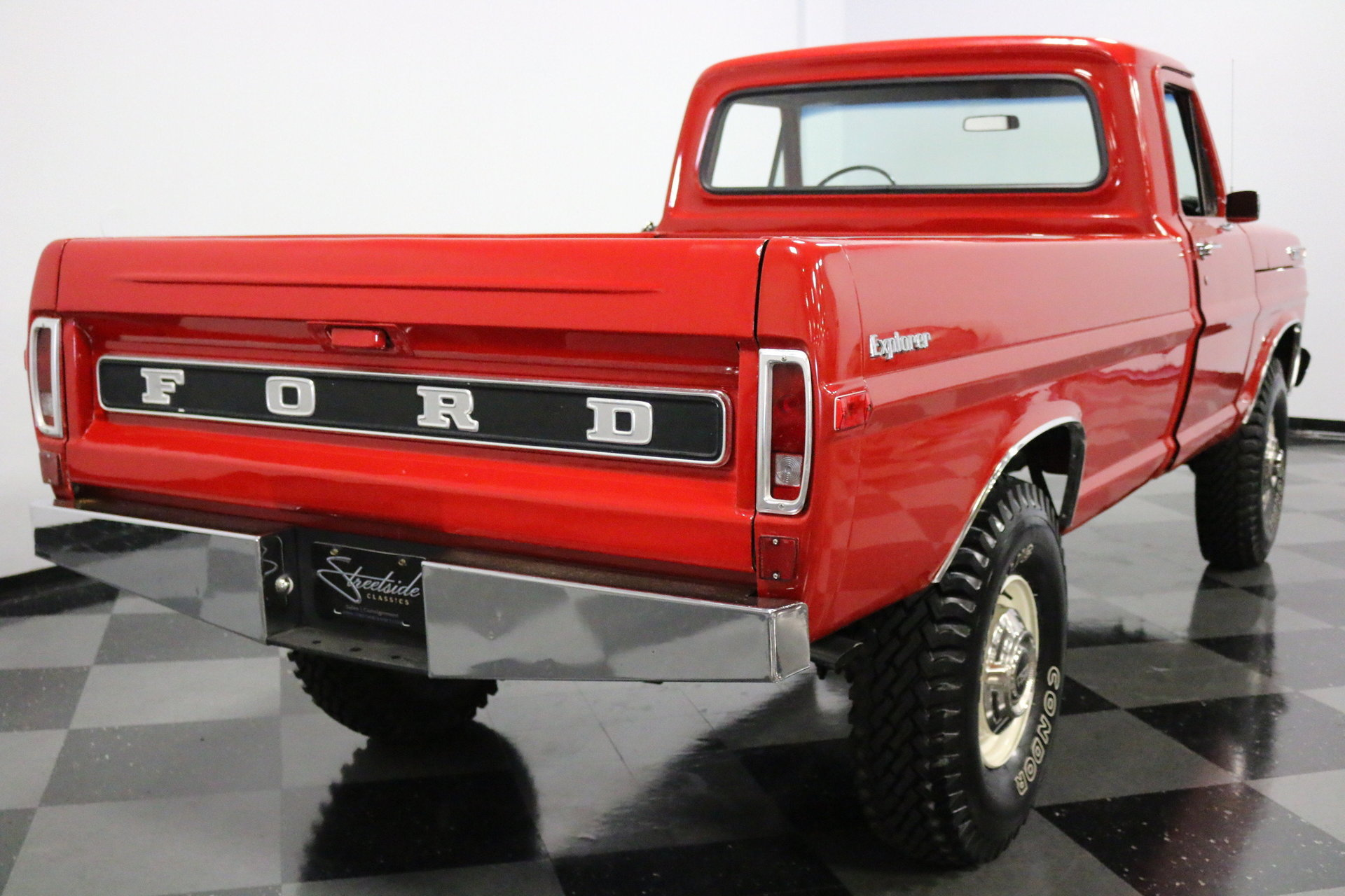 1970 F250 Highboy Ford 4x4 Streetside Classics The Nations Trusted Classic 1920x1280