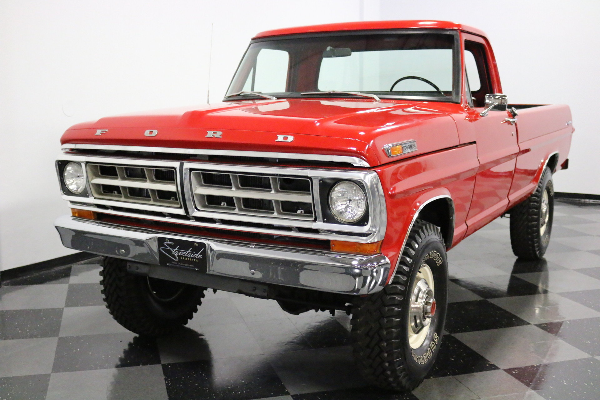 Nice Great 1970 Ford F250 Truck High Boy 4x4 F 250 Zoom Icon Spincar View Description Specs Finance Consign Show More Photos