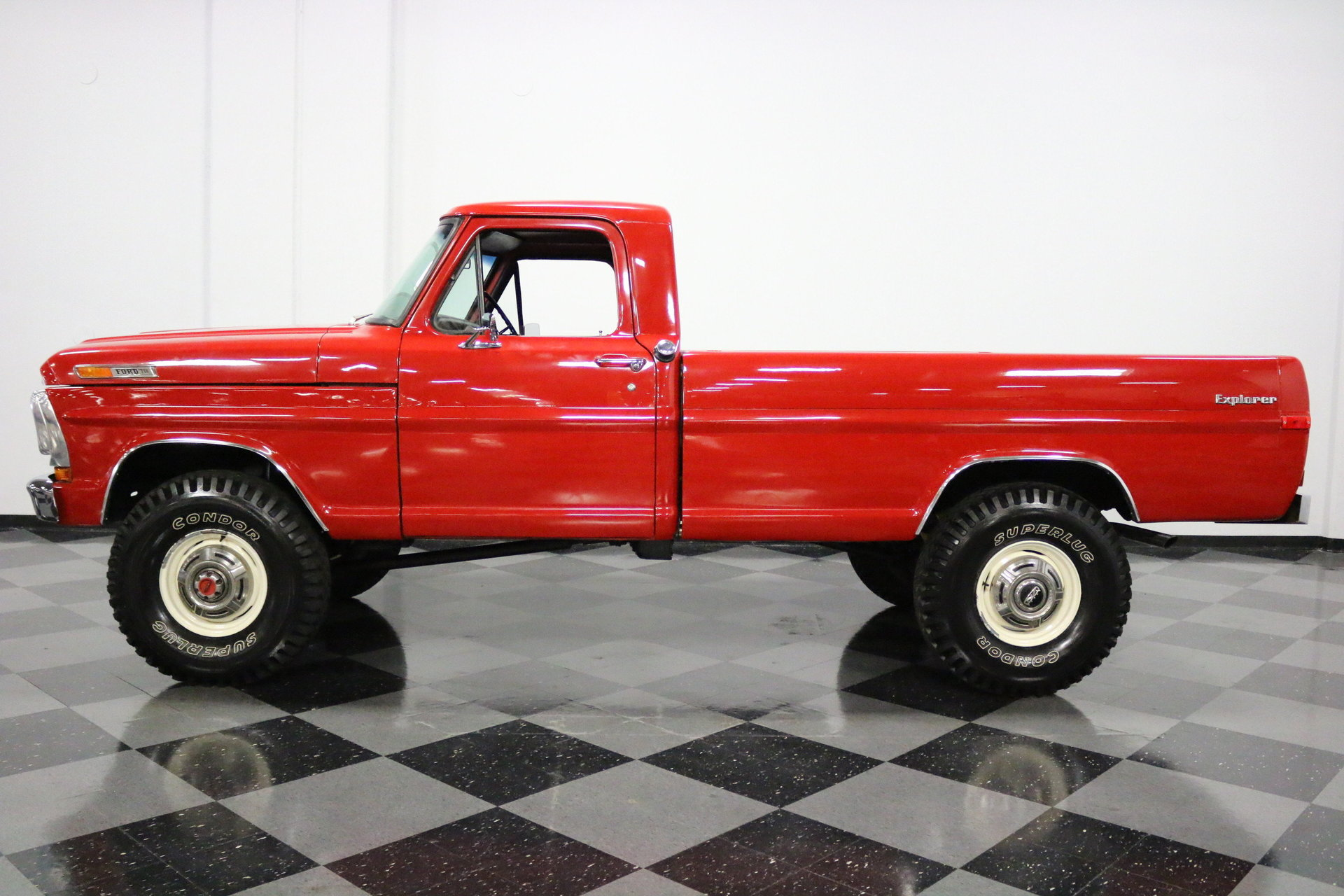 1970 Ford F 250 Streetside Classics The Nations Trusted Classic 1955 F250 4x4 View 360
